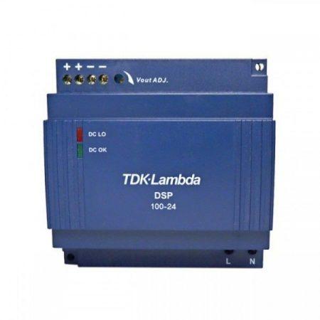TDK-Lambda DSP100-24/C2 24V 3,8A 91W tápegység
