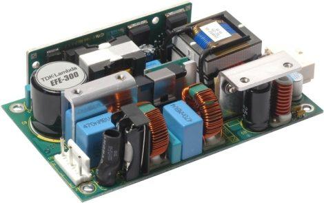 TDK-Lambda EFE300-12-CCMDS 12V 25A / 12V 0,25A 300W 2 kimenetű tápegység