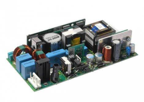 TDK-Lambda EFE300M-48-5-HCMDL-YT 48V 6,25A / 5V 12A / 1V A 300W 3 kimenetű orvosi tápegység