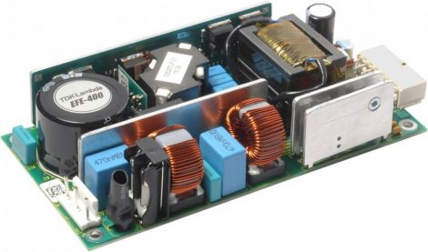 TDK-Lambda EFE400-24-CNMDS 24V 16,7A / 12V 0,25A 401W 2 kimenetű tápegység
