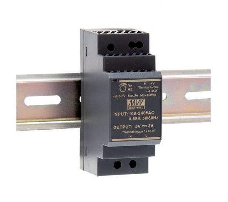 MEAN WELL HDR-30-24 24V 1,5A 36W tápegység