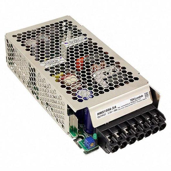 TDK-Lambda HWS150A-24/A 24V 6,5A 156W tápegység