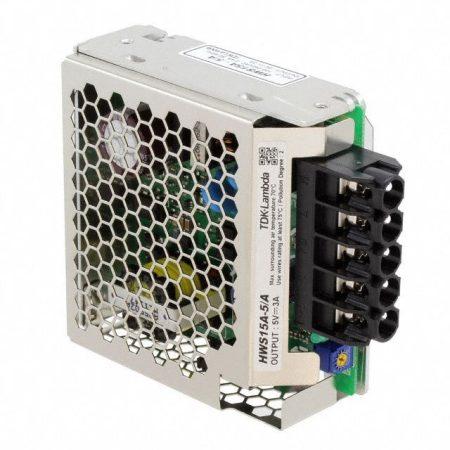 TDK-Lambda HWS15A-24/A 24V 0,65A 16W tápegység