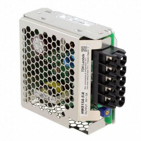 TDK-Lambda HWS15A-48/A 48V 0,33A 16W tápegység