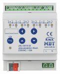 MDT JAL-0410.02 KNX redőnymozgató aktor 4x230VAC 10A