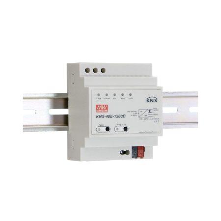 MEAN WELL KNX-40E-1280D 30V 1280mA KNX tápegység