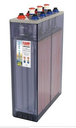 FIAMM LM/S 4300  2V 4300Ah Ipari nyitott ólomakkumulátor