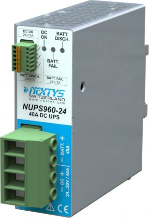 NEXTYS NUPS960-24 24V 2A szünetmentes tápegység