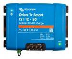 Victron Energy Orion-Tr Smart 12/12-30A DC/DC leválasztott konverter; 10-17V / 12V 30A; 360W