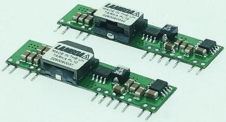TDK-Lambda PL10S-12-C 1 kimenetű DC-DC konverter; 50W; 0,75-5VDC; 10A; DOSA