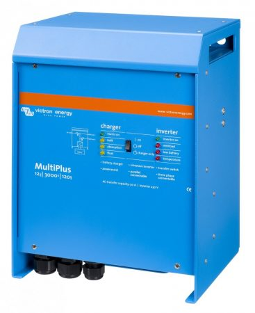 Victron Energy MultiPlus 48V 5000VA/4000W inverter beépített akkumulátortöltővel