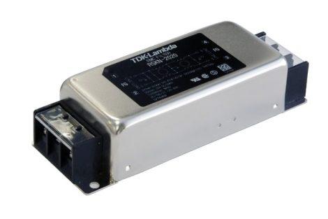 TDK-Lambda RSKN-2010 1 fázisú 250VAC/250VDC 10A hálózati zavarszűrő