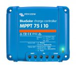 Victron Energy BlueSolar MPPT 75/15 napelemes töltésvezérlő