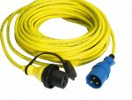 Victron Energy 16A/15m parti áram csatlakozó kábel