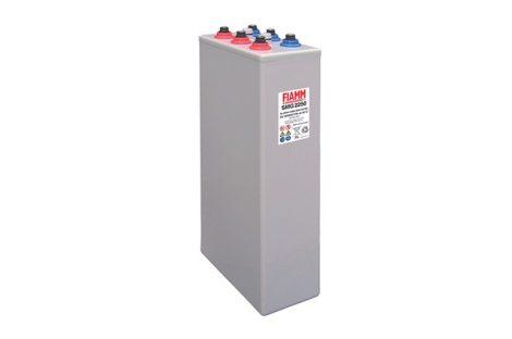 FIAMM SMG 2800 20 OPzV 2500 2V 2800Ah Páncéllemezes ciklikus zselés ólomakkumulátor