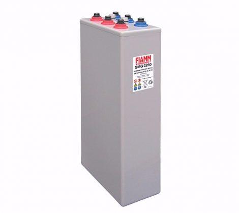 FIAMM SMG 330 6 OPzV 300 2V 330Ah Páncéllemezes ciklikus zselés ólomakkumulátor