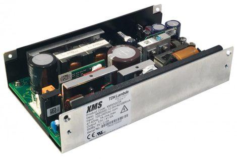 TDK-Lambda XMS500 orvosi konfigurálható tápegység
