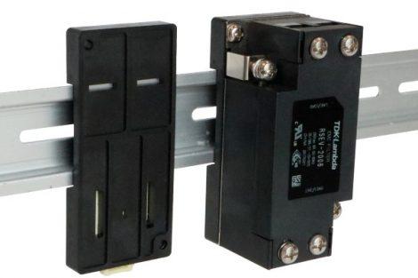 TDK-Lambda DIN-RSEV DIN sínes rögzítő modul RSEV zavarszűrőkhöz