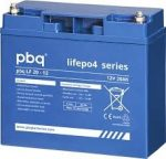 pbq LF 20-12 12V 20Ah LiFePO4 battery