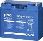 pbq LF 20-12 12V 20Ah LiFePO4 battery