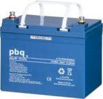pbq LF 40-24 LiFePO4 24V 40Ah lítium-vas-foszfát akkumulátor