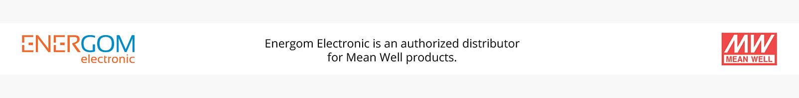 Az Energom Electronic Kft. a Mean Well termékek disztribútora