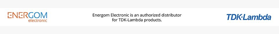 Energom Electronic TDK-Lambda disztribútor